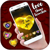 Love Theme Launcher New