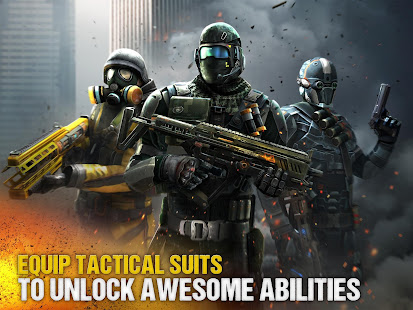 Modern Combat 5 FPS eSports v3.7 APK Data Obb Full Torrent