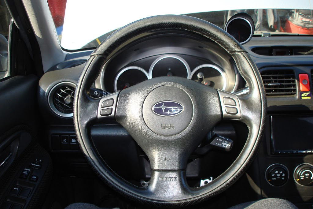 06 08 Installing Steering Wheel Controls Subaru
