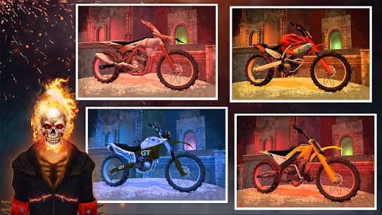 Ghost Ride 3D Season 2 1.6 MOD (Unlimited Money) 7