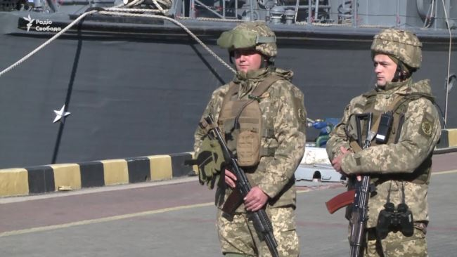 Украина и НАТО усилят сотрудничество в морской сфере – Столтенберг (видео)