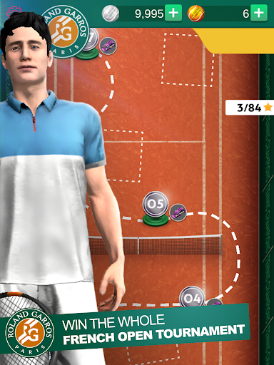 French Open: Tennis Games 3D - Championships 2018 1.33 screenshots 10