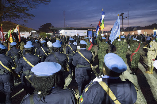 Why the Central African Republic and the US might need each other