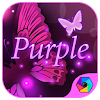 PURPLE THEME - S PHOTO EDITOR