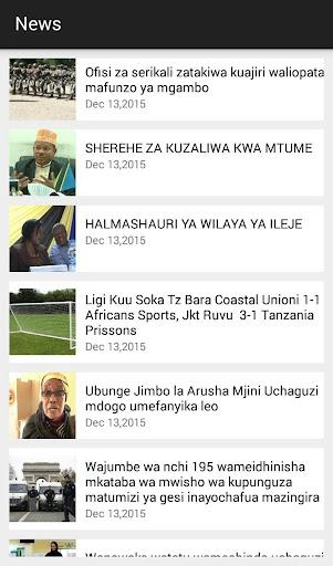 Channel Ten Tanzania