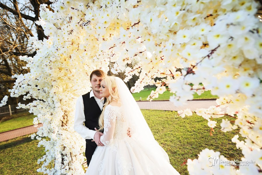 Wedding photographer Sergey Minnigalin (nextshot). Photo of 27.05.2017