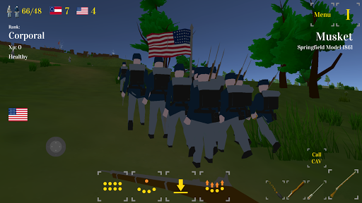 Battle of Vicksburg - screenshot