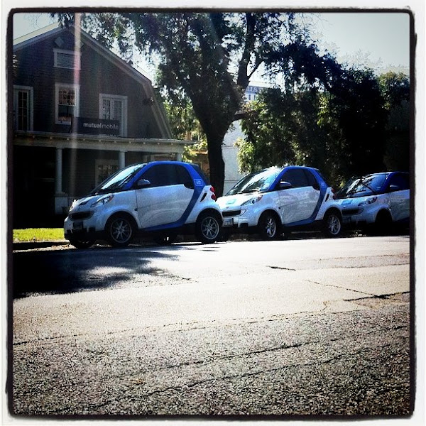 Photo: Free Car2Go for MM employees