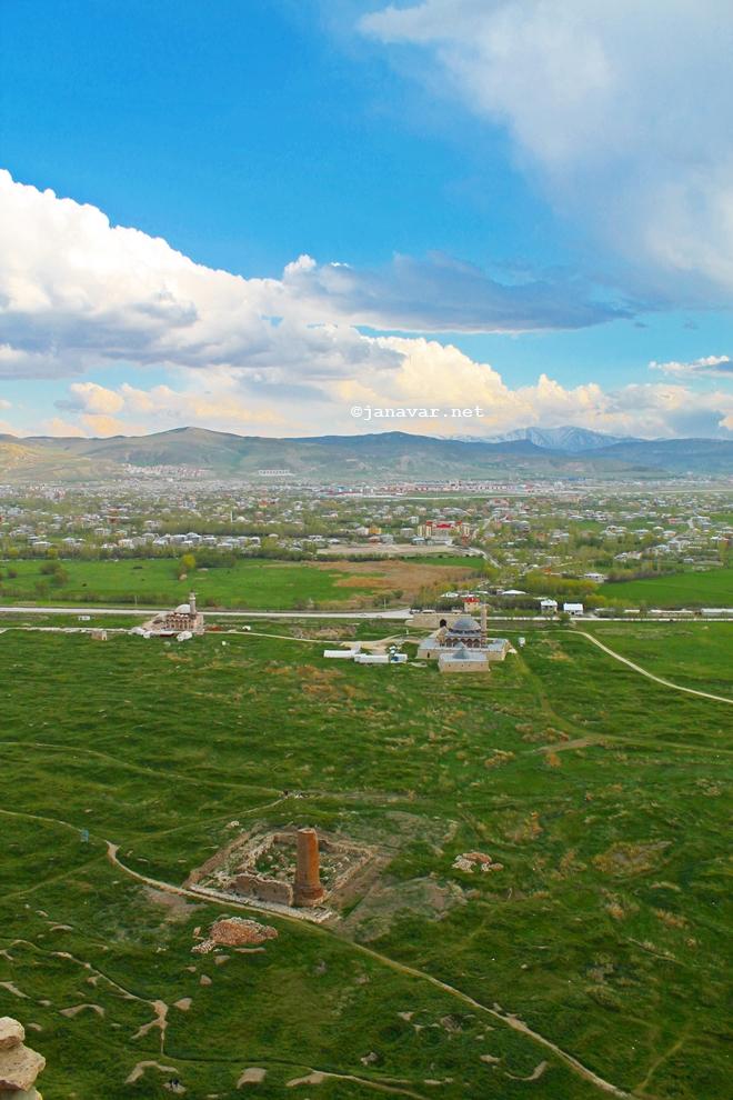 Travel: Van in Eastern Turkey: Tushpa