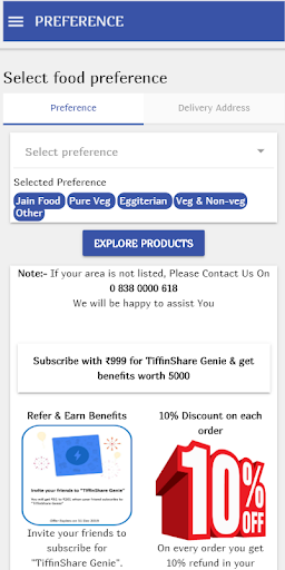 Download TiffinShare User-App 1.0.61 2