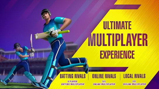 World Cricket Championship 2 Mod Apk 2.9.0 (Unlimited Money/Coins) 7