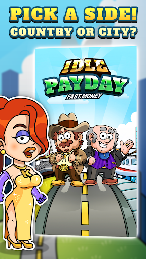 Idle Payday: Fast Money 0.17 screenshots 6