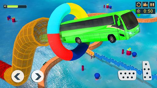 Impossible Bus Driving - Mega Ramp Stunt Racing 1.2 screenshots 2