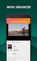 screenshot of Mp4 to Mp3 - Convert Video to Audio, Cut Ringtones