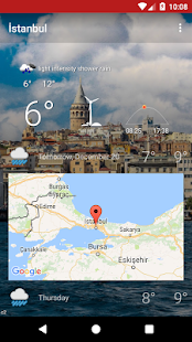 Istanbul weather and more - náhled