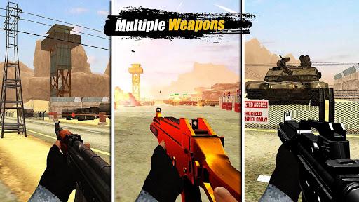 Code Triche Survival Shooter : First Person Shooter Games 2020 APK MOD screenshots 2