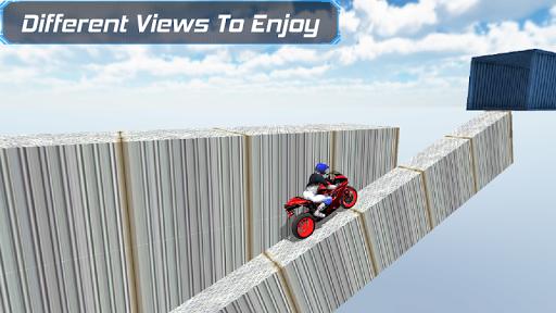 Bike Racing in sky 3D  screenshots 6