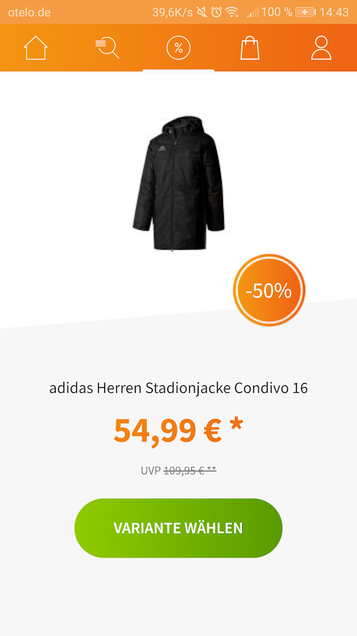 cortexpower.de Shop- screenshot