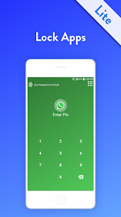 App AppLock Lite APK for Windows Phone