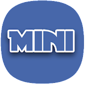 Mini for Facebook Lite & Social Video Downloader icon