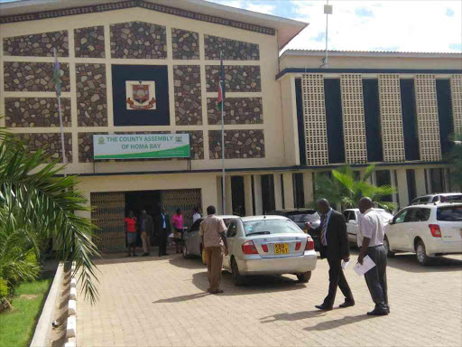 Courts orders arrest of two Homa Bay officials who escaped EACC raid