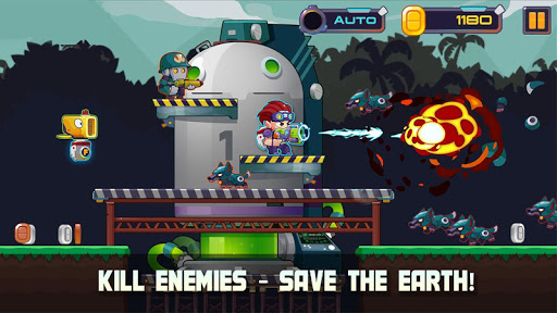 Metal Shooter: Run and Gun screenshot 10