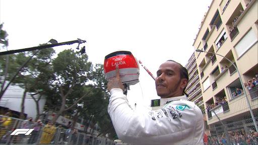 Lewis Hamilton wins Monaco Grand Prix in race worthy of Niki Lauda