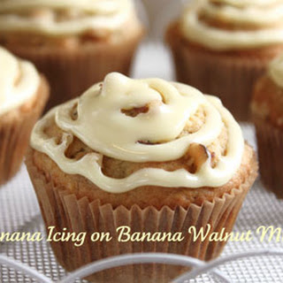 Banana Icing Without Confectioners Sugar Recipes.