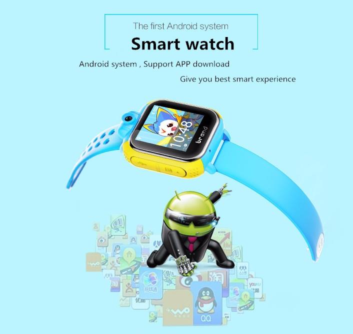 Reloj Localizador Q200 Android system