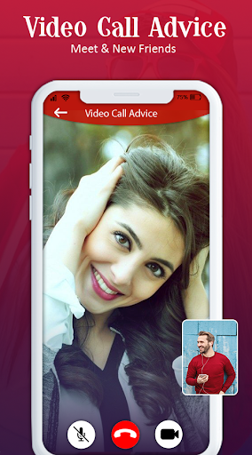 Live video call and video chat guide 1.0 screenshots 8