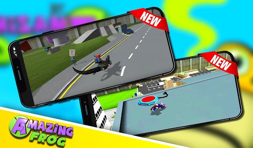 PC u7528 Amazing Frog vs Enemies Simulator Game 1