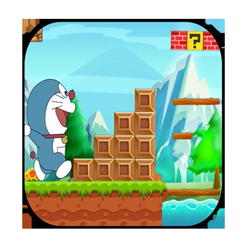 super doramon adventure & jungle running (game)