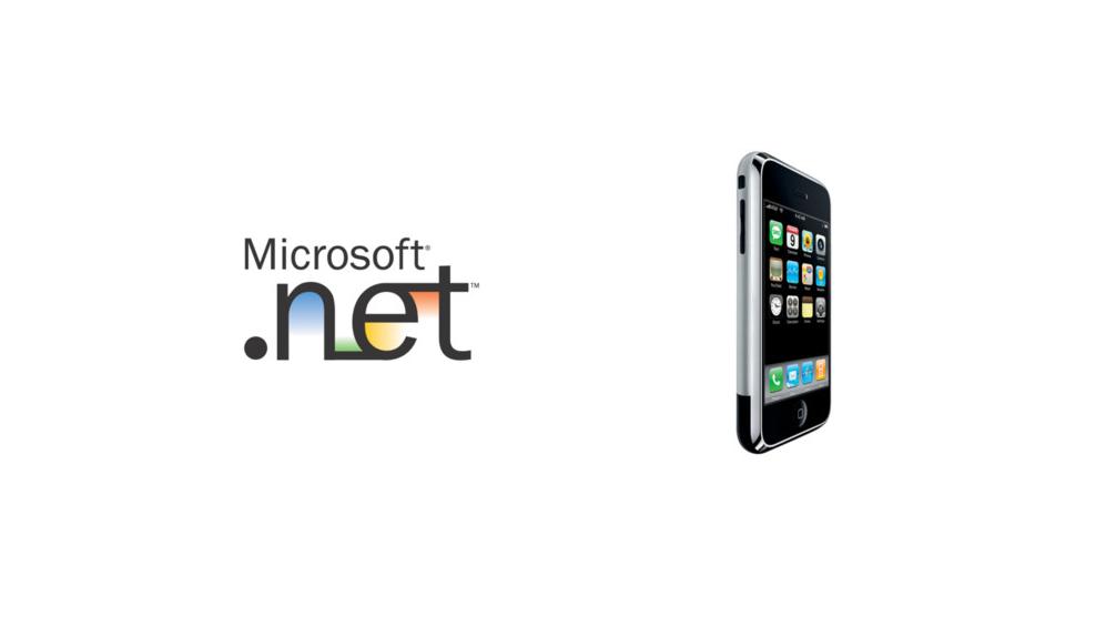 .NET và Iphone đã trở thành công nghệ LỚN
