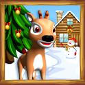 Talking Reindeer icon