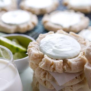 Lime 'Swig' Style Sugar Cookies
