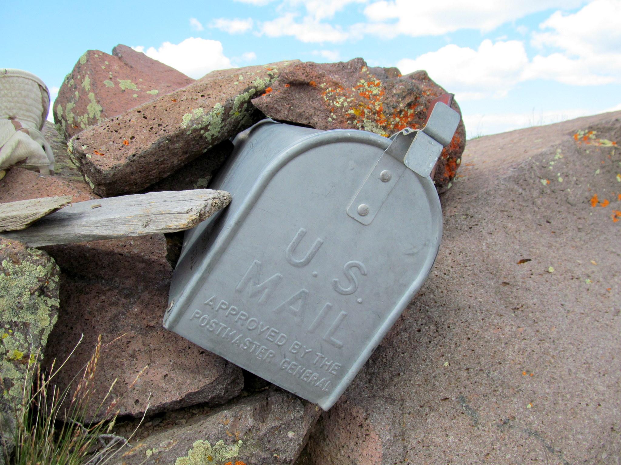 Photo: Mailbox