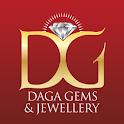 Daga gems icon