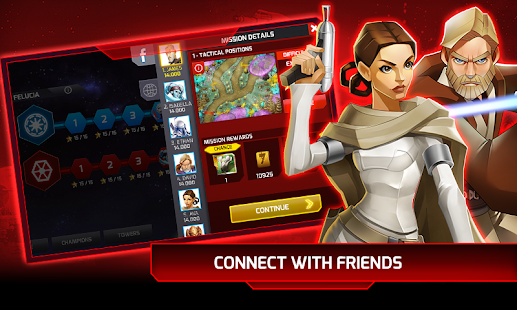 Star Wars: Galactic Defense screenshot
