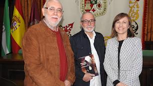 El concejal de Ciudadanos en el Ayuntamiento huercalense, José López (izquierda).