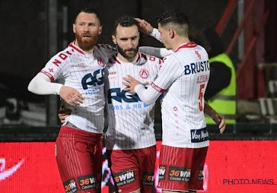 Courtrai s'offre le deuxième de la Ligue 1 en amical, l'Antwerp perd aux Pays-Bas