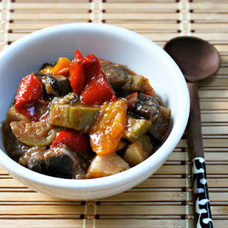 Slow Cooker Ratatouille.