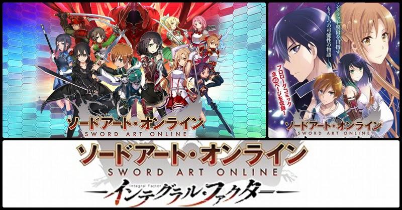 [AppGame Preview] Sword Art Online Integral Factor พรีวิวเจาะลึกข้อมูลก่อนเกมเปิด!
