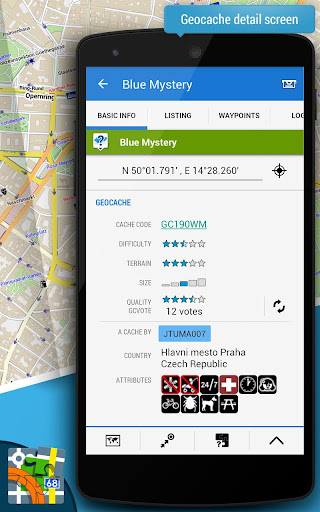 Locus Map Pro - Outdoor GPS navigation and maps  screenshots 5