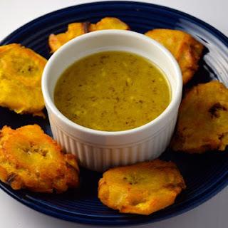 Fried Plantains Sauce Recipes.