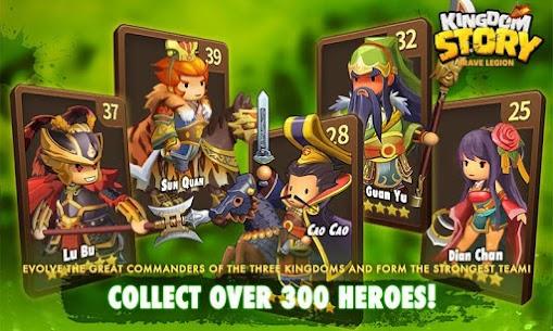 Kingdom Story: Brave Legion 2.28.KG 2