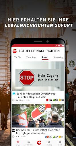 Aktuelle Nachrichten aus Deutschland screenshot 4