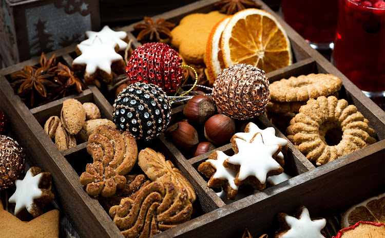 There's too much gastronomically pointless sugar around and at Christmas, explains Andrea Burgener.