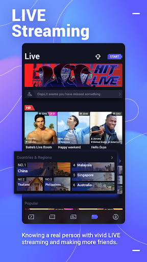 Blued - Gay Dating & Chat & Video Call With Guys 2.9.6 screenshots 2