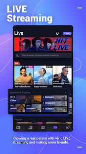 Blued - Gay Dating & Chat & Video Call With Guys Screenshot