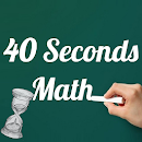 40 Seconds Math v 0.0.1